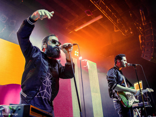 Capital Cities Konzert im Gibson Club Frankfurt