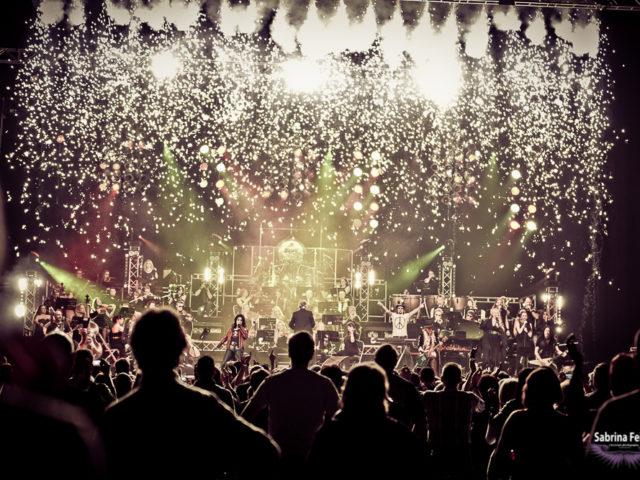 Rock meets Classic 2014 SAP Arena Mannheim